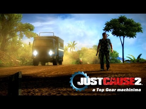 Just Cause Top Gear - Top Gear parody made in Just Cause 2