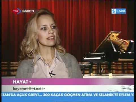 TRT Hayat+ 25.01.2011 Hande DALKILIÇ Röportaj