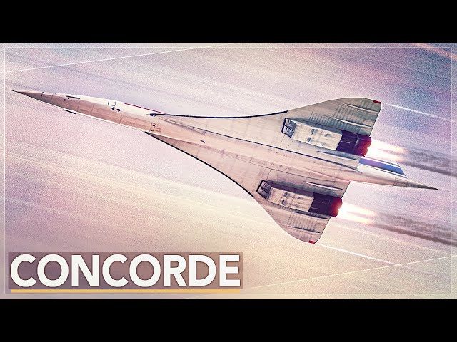 Why You Couldn't Afford To Fly Concorde - Mustard