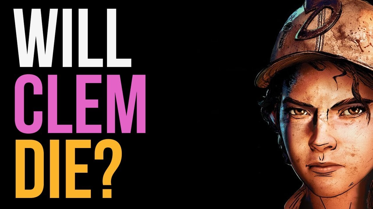 Will Clementine Die In The Walking Dead's Finale Season?