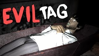 Evil Tag - УГАРНЫЙ КО-ОП ХОРРОР! (БРЕЙН И ЖЕНЯ)