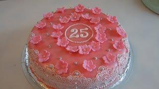 Медовый торт Часть 3