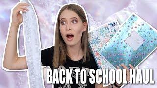 HAUL PRZYBORY SZKOLNE *BACK TO SCHOOL 2018*