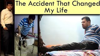 How An Accident Changed His Life Forever | Person with Disability Documentary | Unglibaaz
