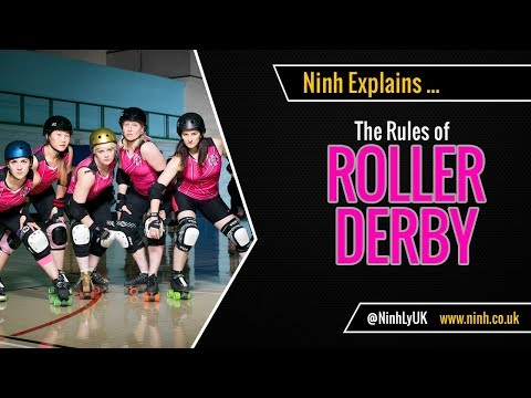 The Rules of Roller Derby - EXPLAINED!