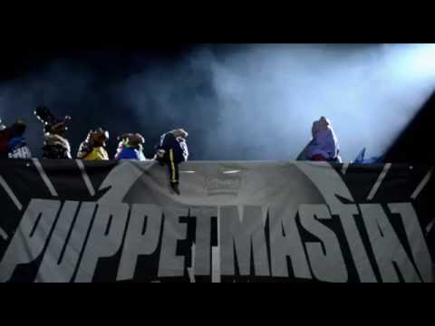 Puppetmastaz Live Free Music Festival 2016