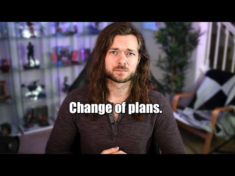 Important Changing Of Plans.