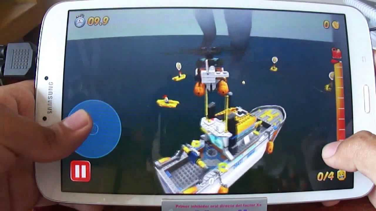 Lego City Review Gameplay Los Mejores Juegos Para Android Youtube