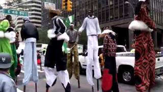 african events live broadcast nigeria independence parade 2014 in new york clip 3
