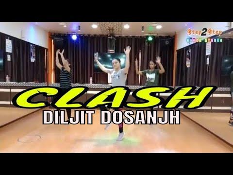 Clash Dance Choreography   Diljit Dosanjh   Dance Cover   Step2Step Dance Studio, Mohali