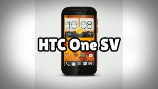 Photos of the HTC One SV