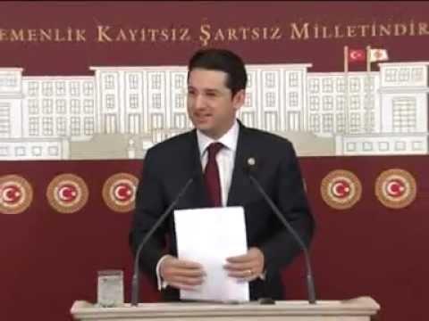 CHP Bursa MV.Aykan Erdemir, Dışişleri Bakanı Davutoğlu'nun El Cezire'ye baskısını ifşa etti
