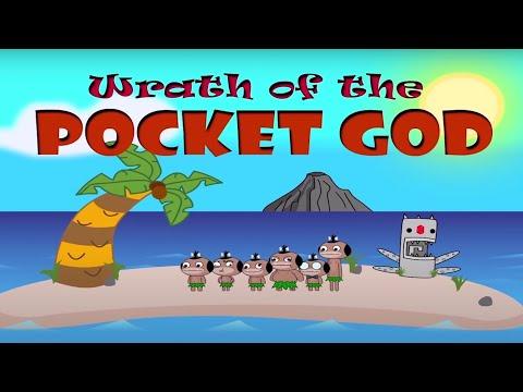 Erik Prothero Revenge Of The Pocket God Flash Animation