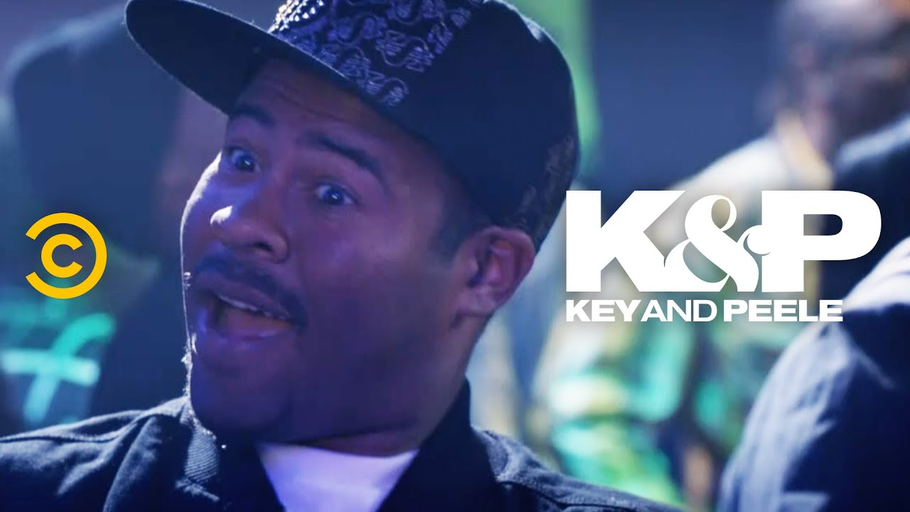This DJ's Shout-Outs Are Way Too Specific - Key & Peele