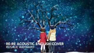 Re:Re   Erased【rosalie】Acoustic English Cover