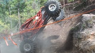 RAIL BUGGIES VS BOUNCERS VS SXS KING OF THE HILL QUALIFYING PT1