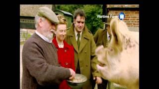Ферма в годы войны на Viasat History