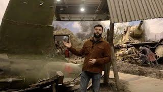 Военный музей. Самая большая панорама 1941-1945. Дорога через войну. [Петербург]