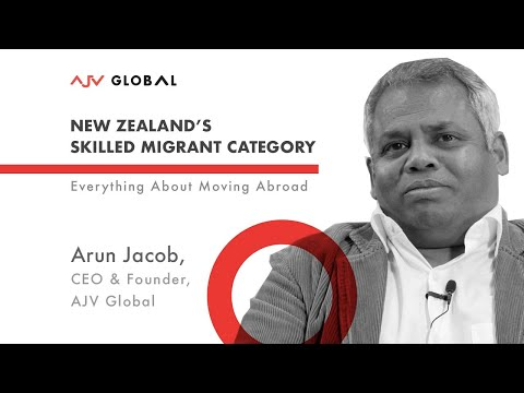 NEW ZEALAND'S SKILLED MIGRANT CATEGORY   EVERYTHING ABOUT MOVING ABROAD   NEW ZEALAND EDITION