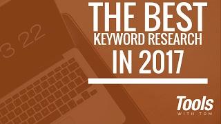 The Best Keyword Research 2017: SEMrush Keyword Magic Tool