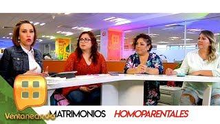 Mesa de debate: Matrimonios homoparentales.