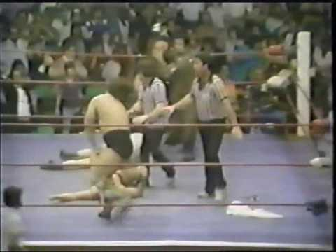 BRUISER BRODY SAVES A JOBBER FROM KIMALA 1983