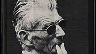 SAMUEL BECKETT: The Unnameable (Extract)