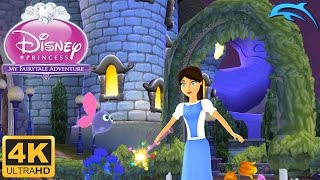 Disney Princess: My Fairytale Adventure - Gameplay Wii 4K 2160p (Dolphin 5.0-767)