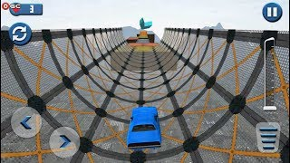 Crazy Car Stunts 2017 / Sports Car Race Track / Android Gameplay FHD