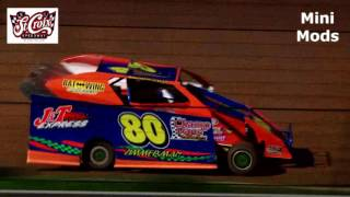 St. Croix Speedway Mini Mod Highlights