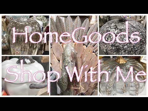 HOMEGOODS~THANKSGIVING~FALL~HALLOWEEN DECOR