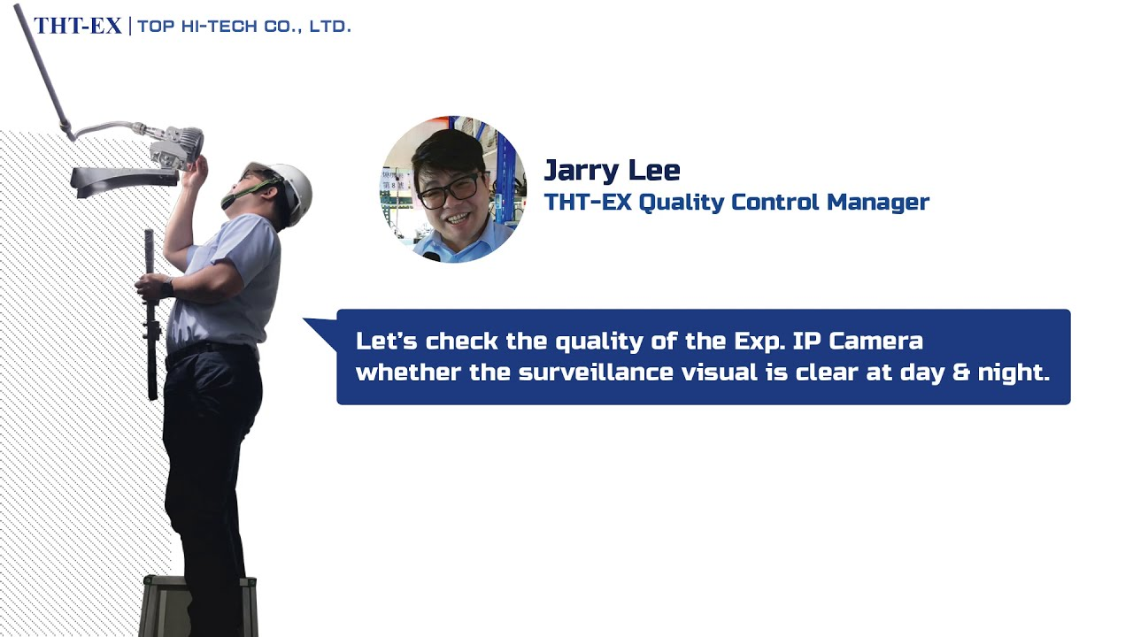 Application & Performance of Explosion-proof IP Camera C1203 in Hazardous Area!