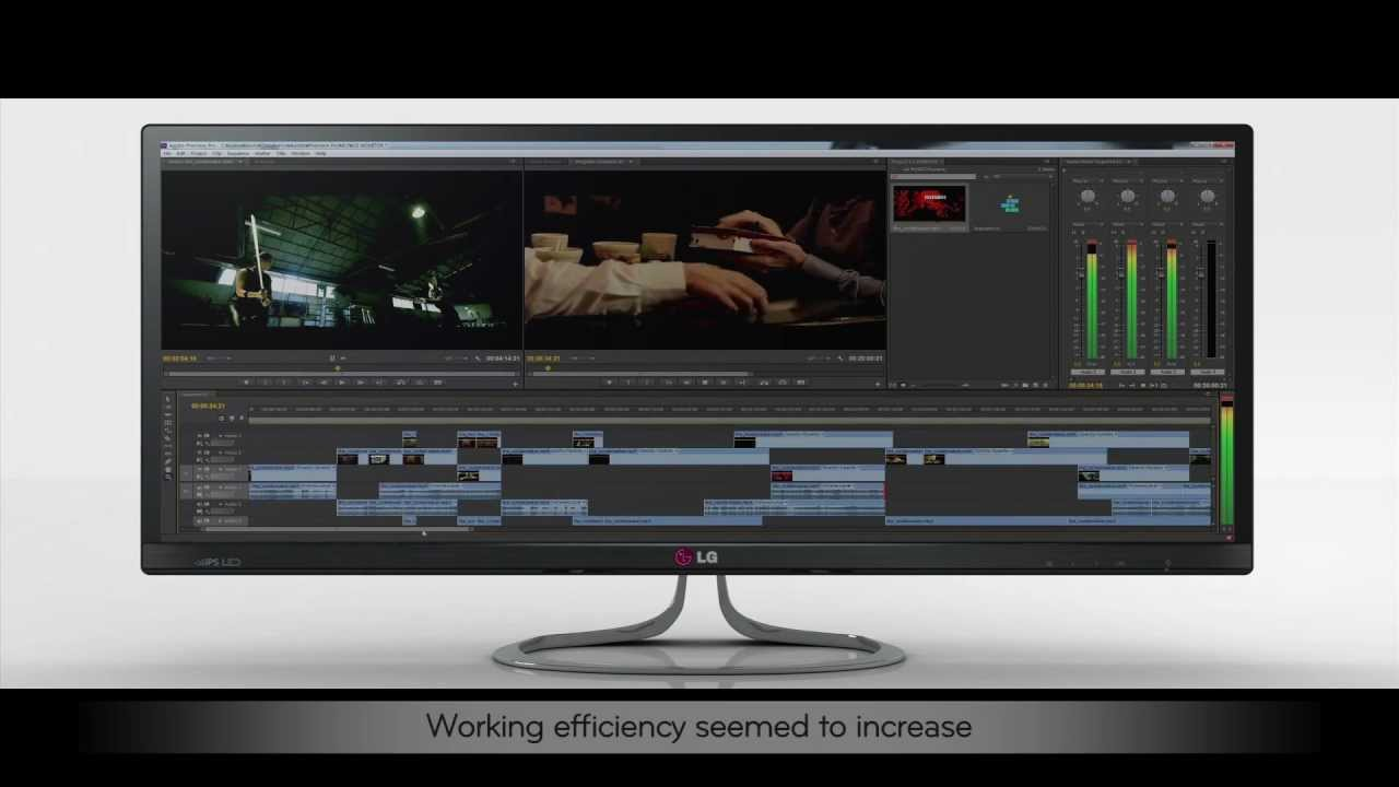 Ctrl+Alt+N: do monitor Superwide ao 4K no After Effects