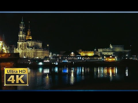 Dresden Altstadt / Amazing 4k ultra hd video FZ1000