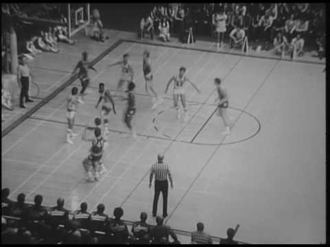 Ball State University Cardinals vs. Indiana University Hoosiers men's basketball, 1973