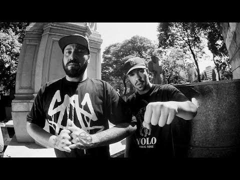 Gigante No Mic - Aleph - Part. Victor Xamã - Prod. Victor Xamã (Scratches Dj Gio Marx)
