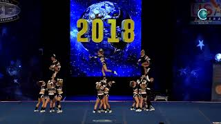 Top Notch Cheer - King and Queens [2018 Senior X-Small Coed Prelims]