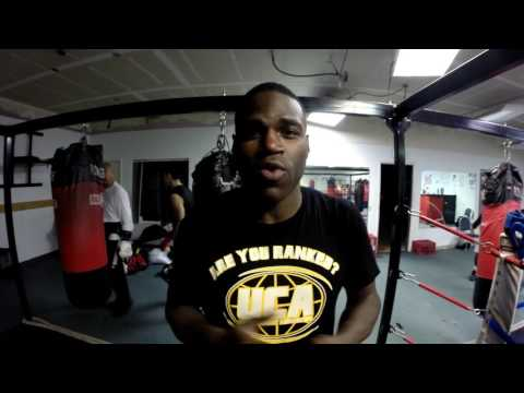 The Gladiator Boxing Gym San Diego, CA.
