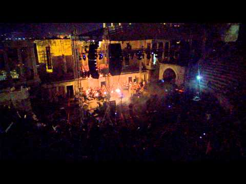 Opeth - Live, Ancient Theatre - Plovdiv, Bulgaria (19.09.2015.)_01