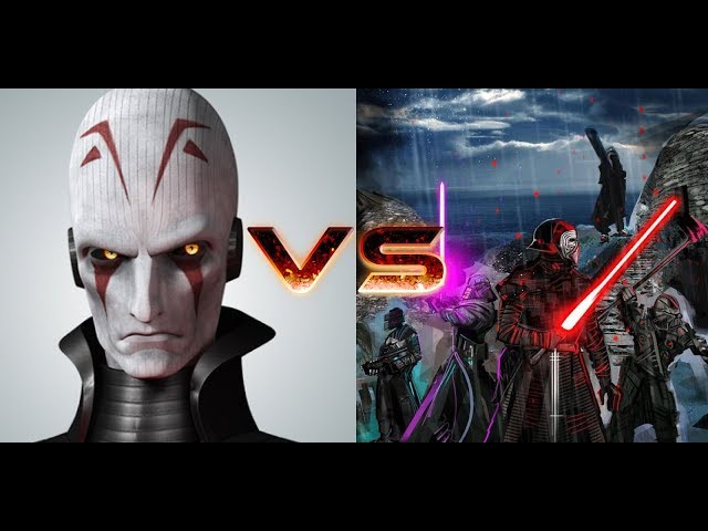 Versus #1 - Inquisiteurs VS Chevaliers de Ren // Sidemaul a eu tort ?