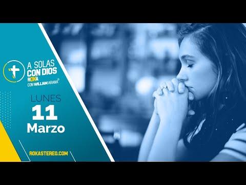 A solas con DIOS / 11 Marzo
