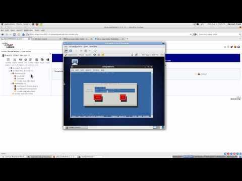 Authenticating Linux Client against LDAP Directory Server