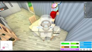 roblox welcome to bloxburg lets play ep 5 w friends our own computer