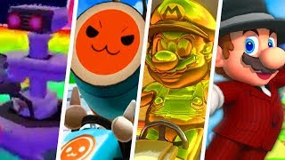 Evolution of Underused Mario Kart Characters (1992 - 2019)