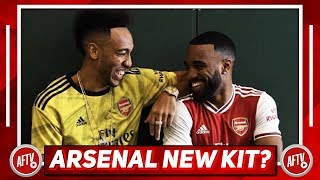 New Arsenal Adidas Kit Leaked!! | Robbie Reacts New Home & Away Shirts