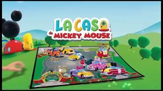 ¡Llega la colección Mi Ciudad Disney de La Casa de Mickey Mouse de Disney Junior!