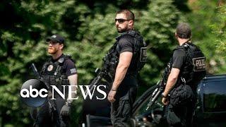 Lone Gunman Causes White House Lockdown