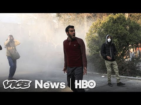 Why Iran's Government Is Cracking Down On Instagram And Telegram (HBO)