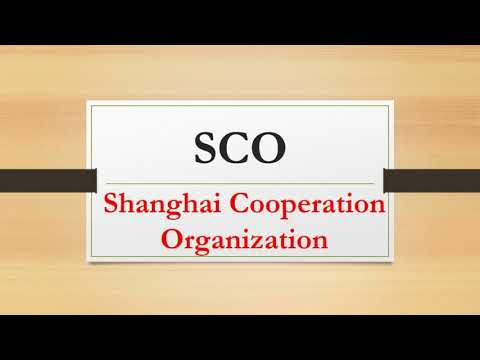 Download SCO |Shanghai Cooperation Organization|