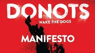 Watch Donots Manifesto video